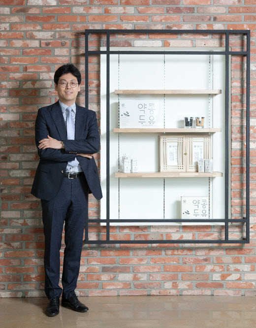 Professor Lee Ki Won who developed SNU Soymilk