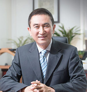 PARK Chulsoon, Dean of College of Business Administration